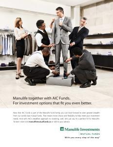 Manufactures Ad