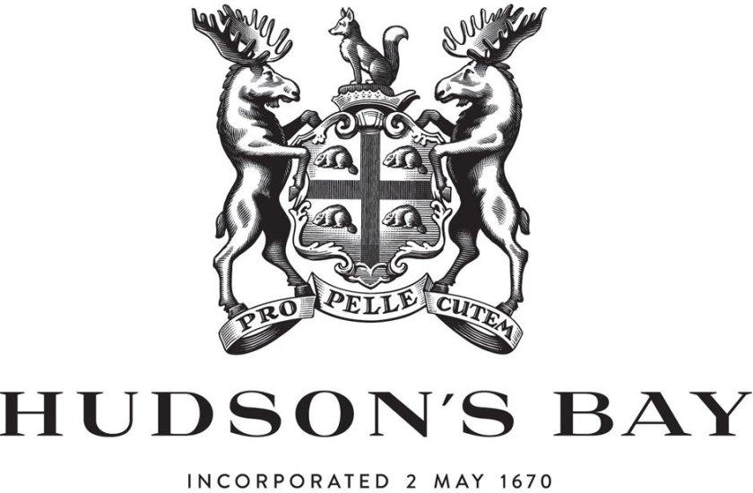 Hudson's Bay logo 2013